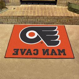 FANMATS 14469 NHL Philadelphia Flyers Nylon Universal Man Ca