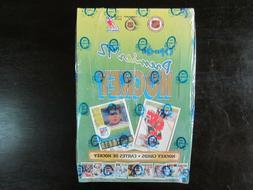 1991-92 O Pee Chee Premier Hockey Box Factory Sealed 36 pack