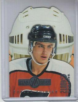 97/98 Donruss Studio Philadelphia Flyers Dainius Zubrus Hard