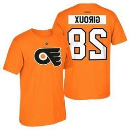 Claude Giroux Reebok Philadelphia Flyers Premier N&N Orange