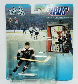 ERIC LINDROS Philadelphia Flyers 1999-2000 NHL Starting Line