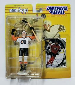 ERIC LINDROS Philadelphia Flyers Starting Lineup SLU NHL 199