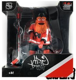 "GRITTY Philadelphia Flyers Mascot 6"" NHL Imports Dragon Hock"