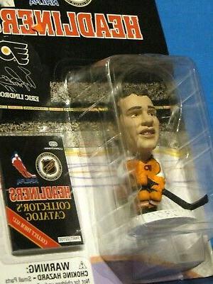 1997 Eric Lindros Philadelphia Flyers NHL Headliners Figure