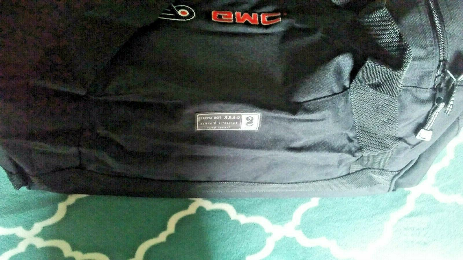 Large GMC Flyers DUFFEL Gear bag new/ Gear Sports