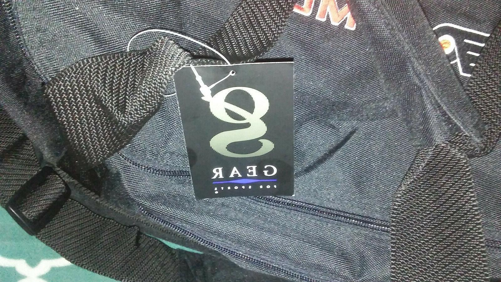 Large DUFFEL Gear bag new/ tags Sports