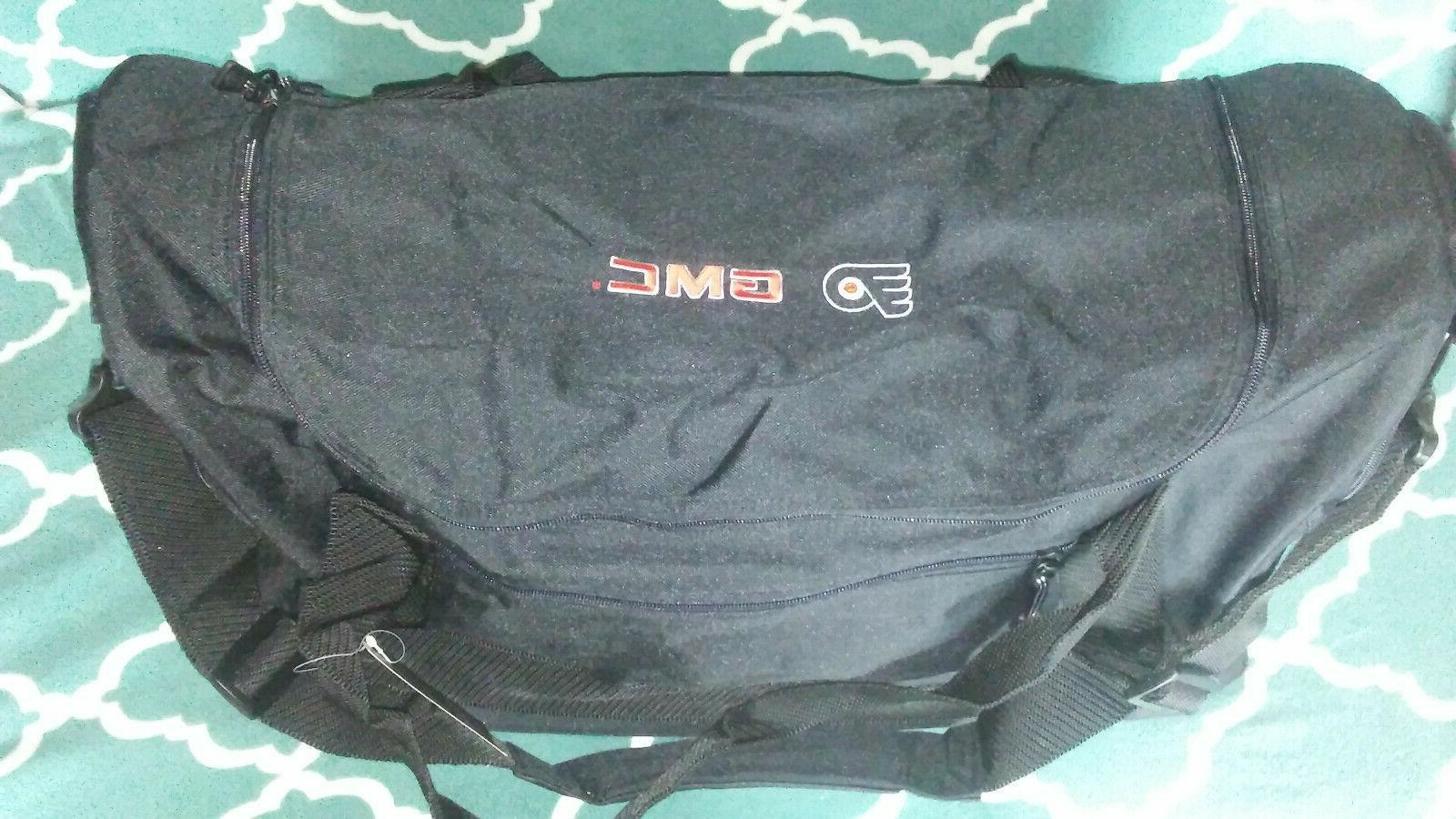 large gmc philadelphia flyers duffel bag gear