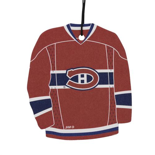 NHL Licensed Product Canadians Scraper & Air Freshener