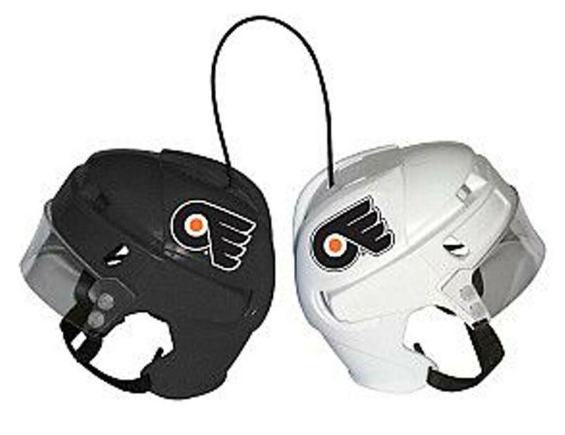 nhl philadelphia flyers mini helmet