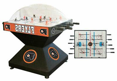 Philadelphia Flyers Dome Bubble Hockey