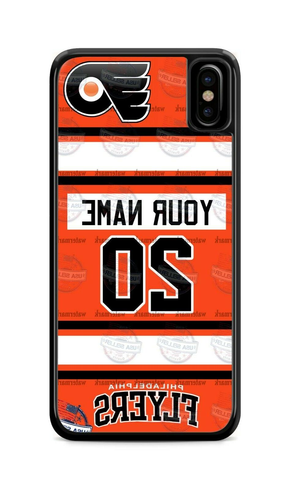 philadelphia flyers hockey phone case cover