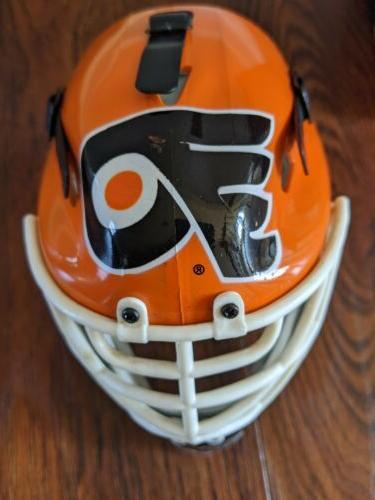 Philadelphia Goalie Helmet Miniature