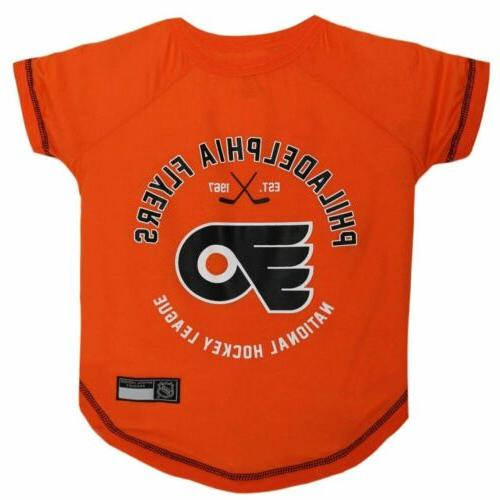 Philadelphia Flyers Pet T-Shirt