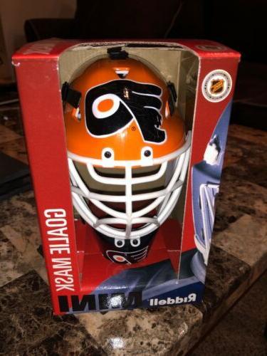 Rare Goalie Helmet Mask New