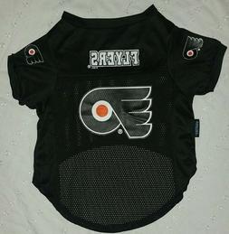 HUNTER MFG Philadelphia Flyers Dog/Pet Apparel Jersey Size X