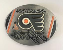 New Philadelphia Flyers NHL Sports Belt Buckle Limited Editi
