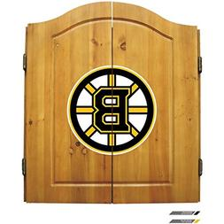 NHL Dart Cabinet - Boston Bruins