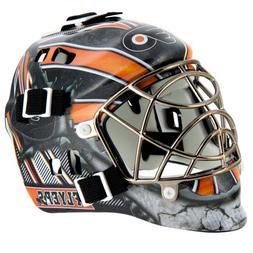 Franklin Sports NHL League Logo Philadelphia Flyers Mini Goa