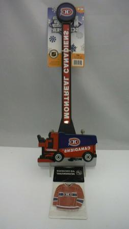 NHL Licensed Product  Montreal Canadians Zamboni Ice Scraper