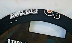 NHL NIB MESH STEERING WHEEL COVER - PHILADELPHIA FLYERS