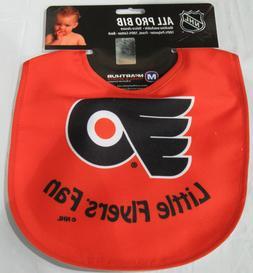 nhl nwt infant all pro baby bib