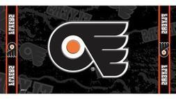 NHL Philadelphia Flyers Beach Towel, Team Color, One Size