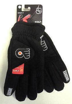 NHL Philadelphia Flyers Degrees by 180's Winter Fleece Glove