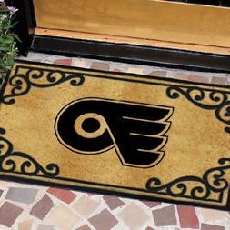 NHL Philadelphia Flyers Door Mat