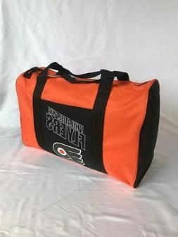 NHL Philadelphia Flyers Duffel Gym Travel Bag