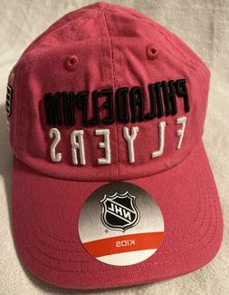 NHL Philadelphia Flyers My First Cap Infant Pink Team Appare