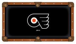 NHL - Philadelphia Flyers Pool Table Cloth Hockey Team Logo