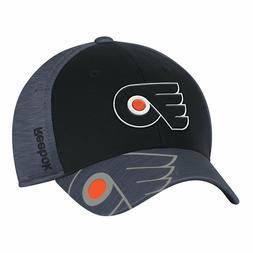 NHL Philadelphia Flyers Structured Flex Fit Cap Center Ice C