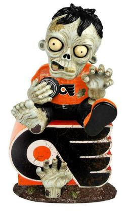 NHL Philadelphia Flyers Team Zombie Figurine Forever Collect