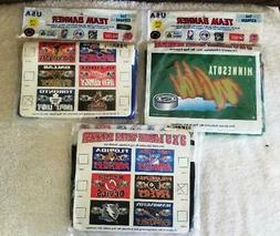 NHLTeam Banners / Flags 3' x 5,  Philad Flyers, & Minnesota