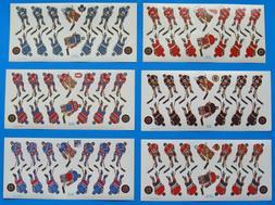Coleco Original 1980's NHL Table Hockey Game Single Decal Te