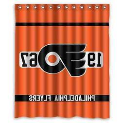 "Personalized Philadelphia Flyers Hockey Waterproof  60"" x 72"