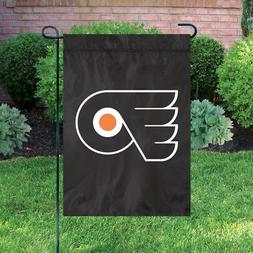 """Philadelphia Flyers 18"""" x 12 1/2"""" Applique and Embroidered M"""