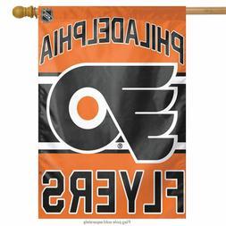"""Philadelphia Flyers 28 X 40"""" Vertical Flag / Banner Indoor /"""