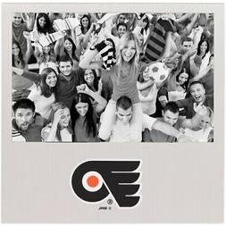 "Philadelphia Flyers 4"" x 6"" Aluminum Picture Frame"