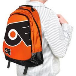 Philadelphia Flyers BackPack / Back Pack Book Bag NEW NHL -