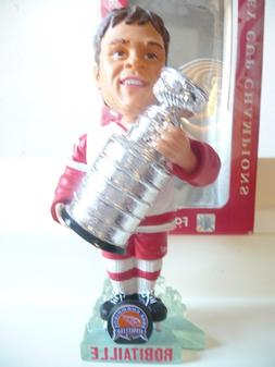 Detroit Red Wings  Bobblehead Luc Robitaille Stanley Cup Bob