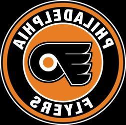 Philadelphia Flyers Circle Logo Vinyl Decal / Sticker 5 Size
