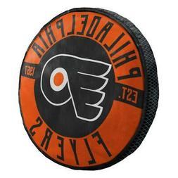 Philadelphia Flyers Cloud to Go Style Pillow  NHL Travel Nec