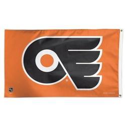 Philadelphia Flyers Deluxe NHL 3x5 Flag Licensed Orange With