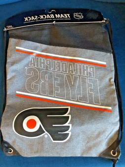 Philadelphia Flyers Draw String Bag