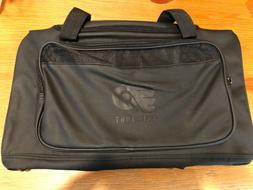 Philadelphia Flyers duffle bag. Black with 'EST. 1967 and