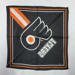 "Philadelphia Flyers Fandana, Bandana 22"" x 22"" 2 Pack  Face"