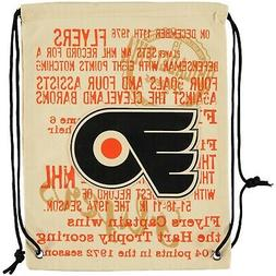 Forever Collectibles Philadelphia Flyers Historic NHL Canvas