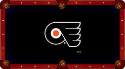 Philadelphia Flyers Holland Bar Stool Co. Black Billiard Poo