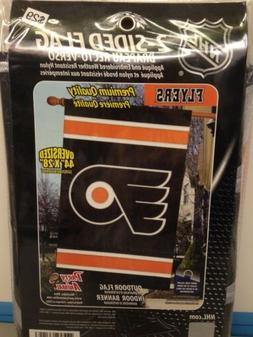 Philadelphia Flyers Indoor/Outdoor Flag - New!